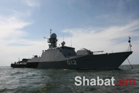 Ռուսական նավերը հրթիռահարվածներ են հասցրել Սիրիայի տարածքին