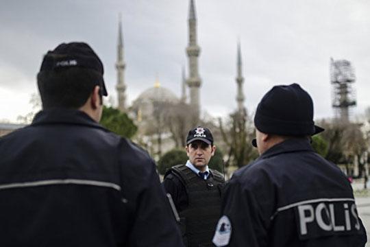 Թուրքիայում հափշտակել են ոստիկանական համազգեստի խոշոր խմբաքանակ