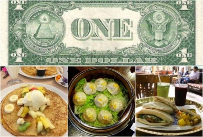 Ինչ ուտեստներ ու խմիչքներ կարելի է գնել 1 դոլարով՝ աշխարհի տարբեր անկյուններում (լուսանկարներ)