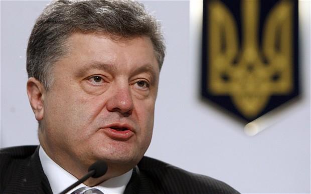Ուկրաինայում բարեփոխումներից հետո Ղրիմը կվերադարձնենք. Պորոշենկո