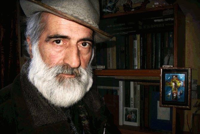 Կյանքից հեռացել է բանաստեղծ, թարգմանիչ, ՀՀ մշակույթի վաստակավոր գործիչ Հրաչյա Սարուխանը