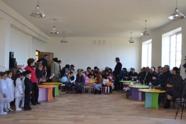 ՀՕՖ-ը վերանորոգել է Տավուշի մարզի Չորաթան գյուղի մանկապարտեզը