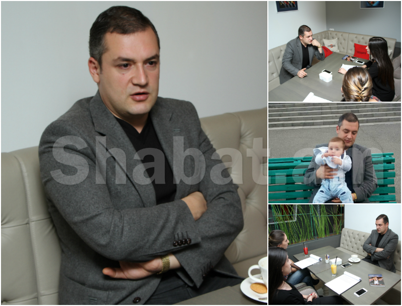 Ուրիխանյանը խոստովանում է, որ կարոտել է Գագիկ Ծառուկյանի հետ անցկացրած օրերը. Շաբաթի հյուրը ԱԺ պատգամավոր Տիգրան Ուրիխանյանն է (ֆոտոշարք)