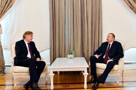 ԵԺԿ գլխավոր քարտուղարն ու Ադրբեջանի նախագահը քննարկել են ԼՂ-ի հարցը