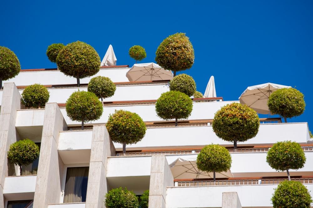Այս տների ճարտարապետներն ապացուցեցին, որ այգիներ կարող են լինել անգամ տանիքների վրա