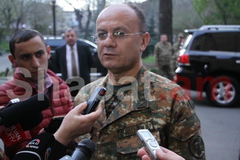 Ապրիլյան պատերազմի գլխավոր պատասխանատուներից Սեյրան Օհանյանին կհրավիրեն «հարցաքննության». «Հրապարակ»