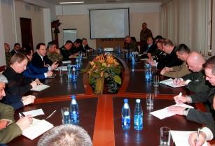 ՀՀ ՊՆ փոխնախարարի և օտարերկրյա ռազմական կցորդների հետ հանդիպմանը քննարկվել են Ադրբեջանի ագրեսիայի հնարավոր պատճառները