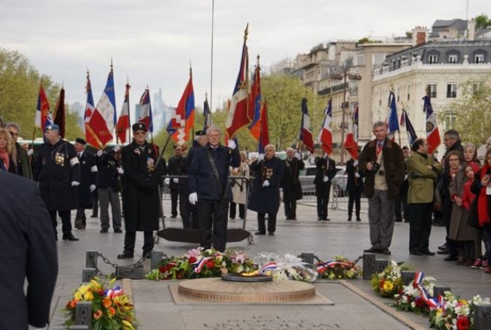 Ֆրանսիայի մի շարք քաղաքներում կազմակերպվել են Հայոց ցեղասպանության զոհերի հիշատակի միջոցառումներ