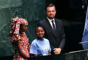 Դի Կապրիոն ՄԱԿ-ի ամբիոնից կլիմայական փոփոխությունների խնդիրը համեմատել է ստրկատիրության խնդրի հետ (տեսանյութ)