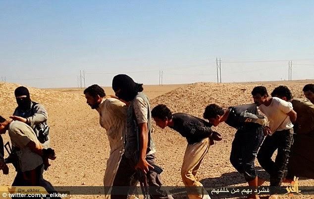 «Իսլամական պետություն» խմբավորման իրագործած դաժան մահապատիժները (տեսանյութ)