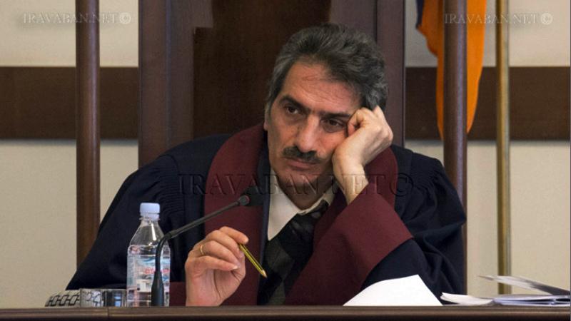 ՍԴ դատավոր Ֆելիքս Թոխյանին հորդորե՞լ են դիմում գրել. «Փաստ»
