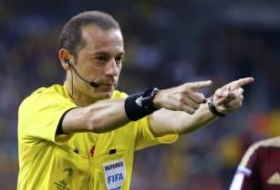 Մանչեսթեր Սիթի - Ռեալ խաղը կսպասարկի թուրք մրցավարը