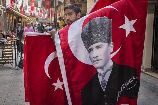 Թուրքիայում ընթանում է քաղաքացիական պատերազմ. ՌԴ ԱԳՆ