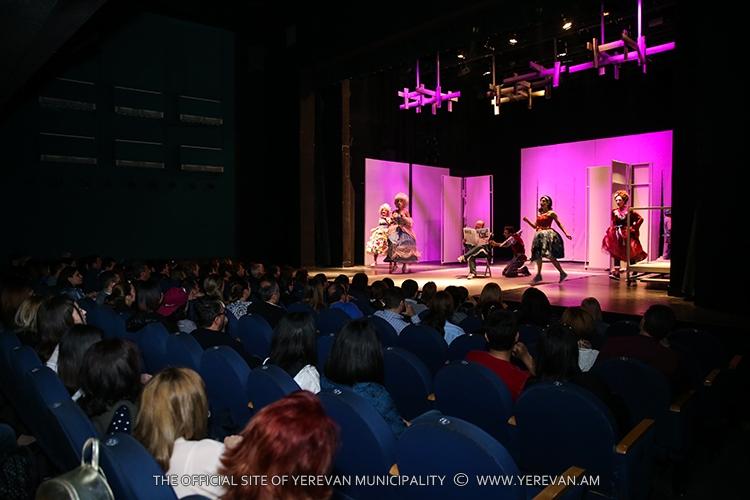 «Ֆիգարոյի ամուսնությունը»՝ Երևանի դրամատիկական թատրոնի բեմում