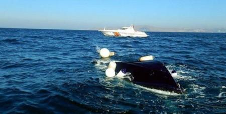 Թուրքիայում փախստականներին տեղափոխող նավ է խորտակվել