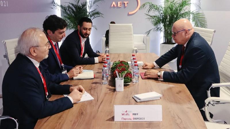 ՀՀ ֆինանսների նախարարի տեղակալն ու նախարարի խորհրդականը մասնակցել են Մոսկովյան ֆինանսական ամենամյա համաժողովին