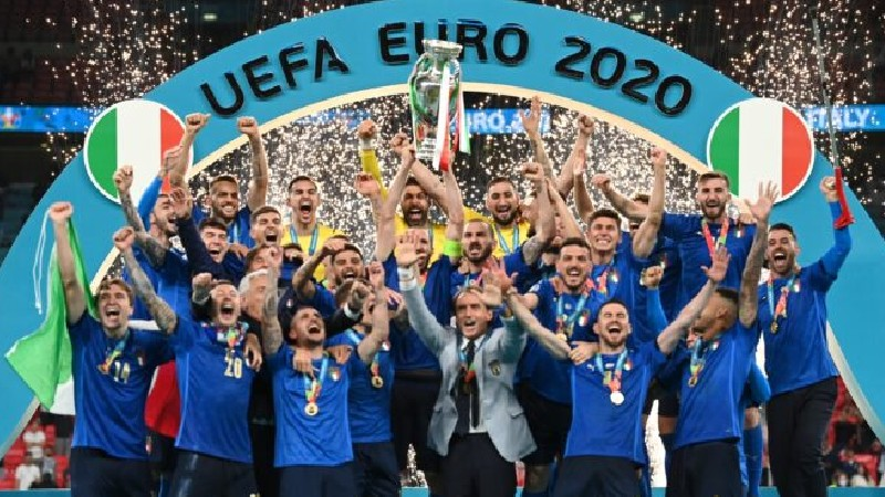 Իտալիան 11-մետրանոց հարվածաշարով հաղթեց Անգլիային ու հռչակվեց Եվրոպայի չեմպիոն