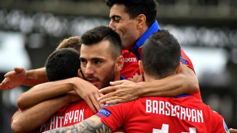 Հայաստանի ֆուտբոլի հավաքականը հաղթեց Վրաստանին Թբիլիսիում (տեսանյութ)