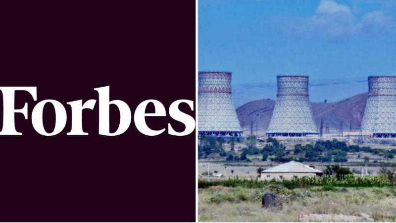 Ադրբեջանը սպառնում է «չեռնոբիլյան ոճի» աղետով. Forbes-ի անդրադարձը Մեծամորի ԱԷԿ-ը հրթիռակոծելու՝ Ադրբեջանի հայտարարությանը