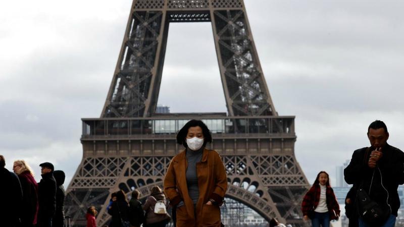 Ֆրանսիայում ինքնամեկուսացման ռեժիմը երկարաձգվել է մինչև ապրիլի 15-ը․ Reuters