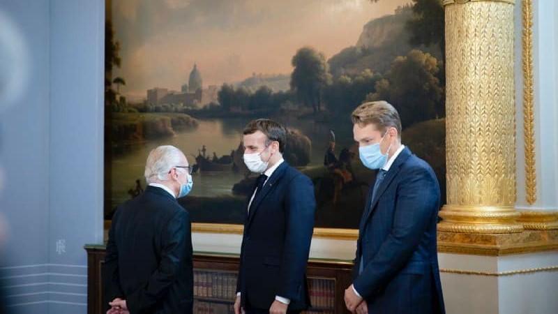Ֆրանսիայի նախագահը խոստացել է մարդասիրական օգնություն ուղարկել Հայաստան