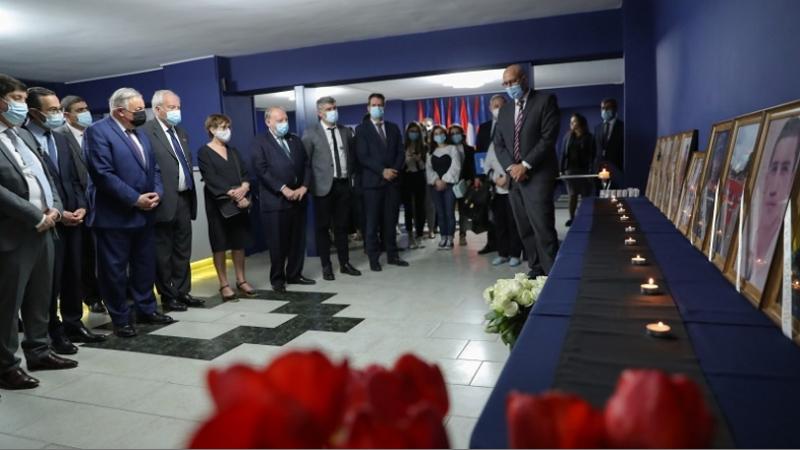 Ֆրանսիան կանի հնարավորը հայ ռազմագերիների վերադարձի գործում օժանդակելու համար. Ֆրանսիայի Սենատի նախագահը՝ ուսանողներին