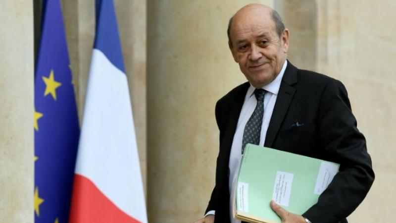 ԵՄ-ն կարող է Թուրքիայի նկատմամբ նոր պատժամիջոցներ սահմանել․ Ֆրանսիայի արտգործնախարար