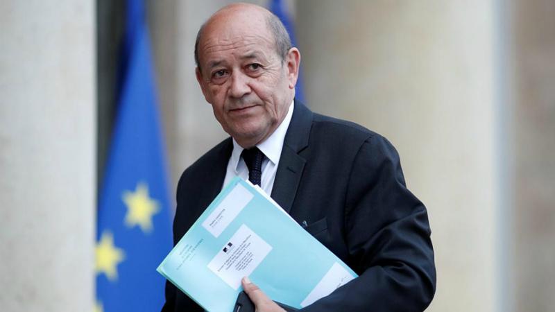 Երևանը և Բաքուն պետք է վերսկսեն բանակցությունները ԼՂ կարգավիճակի շուրջ. Ֆրանսիայի արտգործնախարար