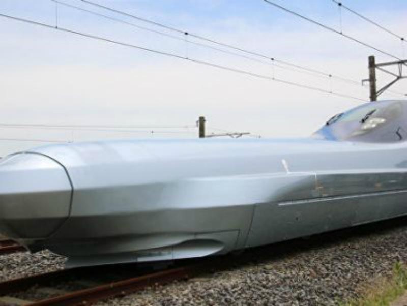 Ճապոնիան ներկայացրել է երկրի ամենաարագ գնացքը