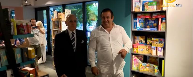 Գ.Ծառուկյանը ներկա է գտնվել Հայաստանում Իտալիայի նախկին դեսպանի գրքի շնորհանդեսին
