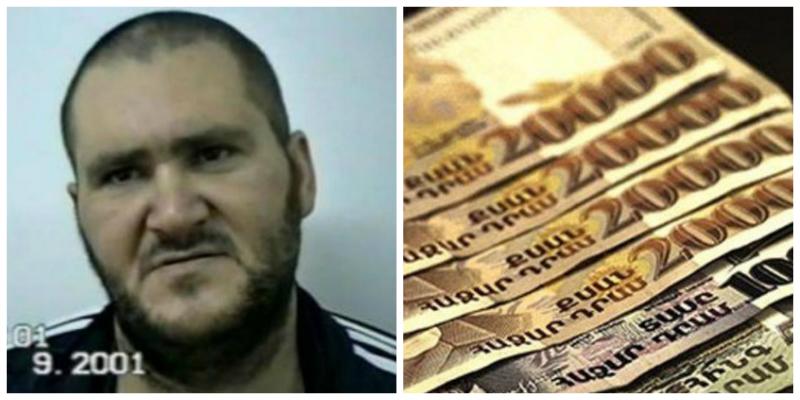 Քրեական հեղինակություն Արտյոմ Կանևսկոյը 20 մլն դրամ գրավի դիմաց ազատ է արձակվել