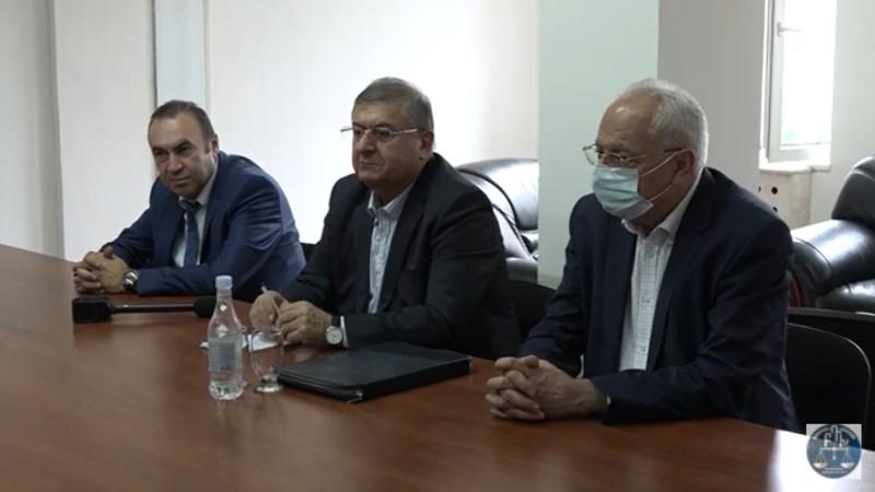 Գագիկ Ջհանգիրյանը շրջայց է կատարել ՀՀ մարզերի ընդհանուր իրավասության դատարաններում (տեսանյութ)