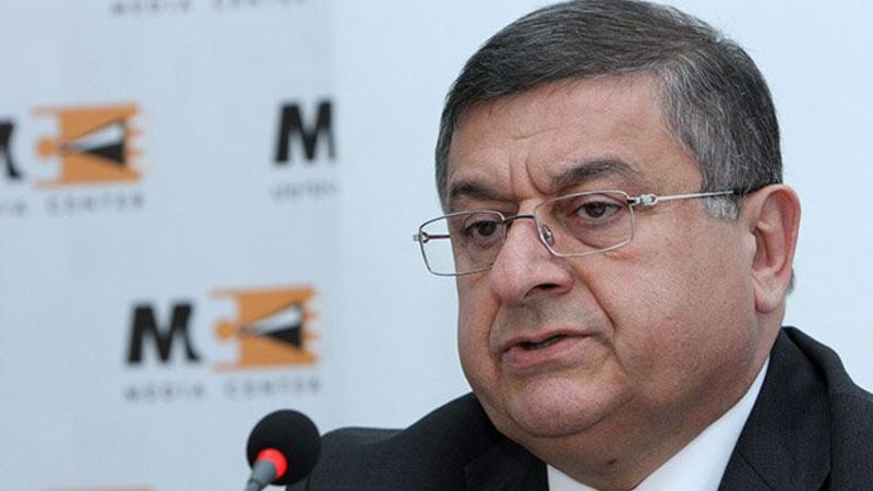 Գագիկ Ջհանգիրյանը կկատարի ԲԴԽ նախագահի պարտականությունները