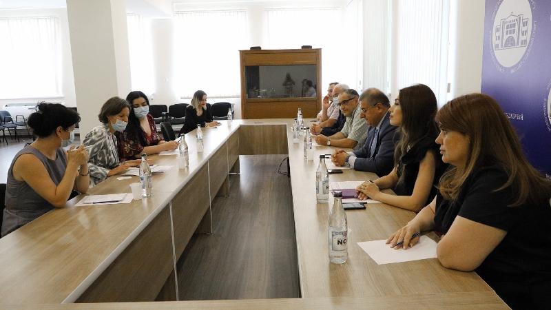 Գագիկ Ջհանգիրյանն ընդունել է ՀՀ-ում Եվրոպայի խորհրդի երևանյան գրասենյակի ղեկավարին