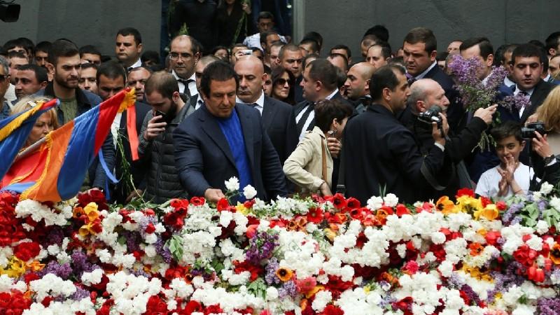 Ցեղասպանությունը չունի վաղեմության ժամկետ և ժխտողական քաղաքականությունը որդեգրած Թուրքիան պետք է պատասխան տա․ Գագիկ Ծառուկյան