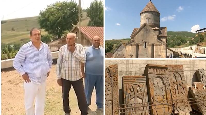 Եկեղեցի կառուցելը մեծ պատիվ է. Գագիկ Ծառուկյան (տեսանյութ)