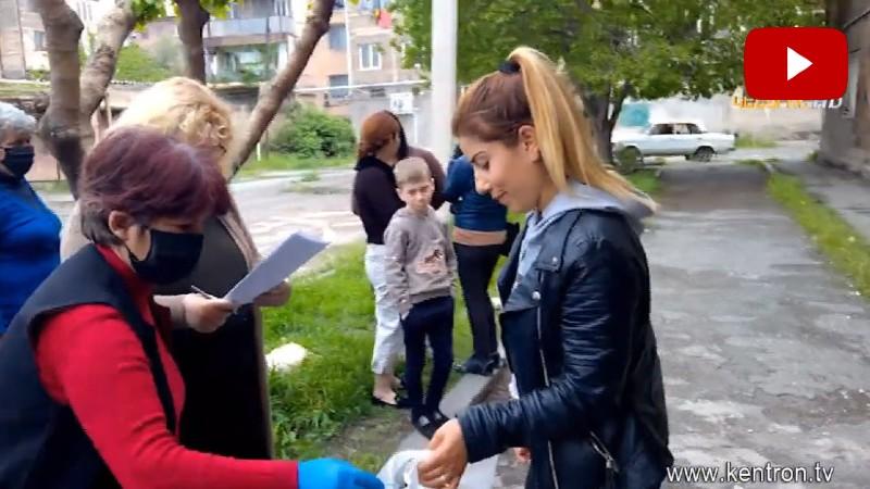 Արմավիրի մարզը՝ հերթական անգամ «Գ.Ծառուկյան» հիմնադրամի ուշադրության կենտրոնում (տեսանյութ)