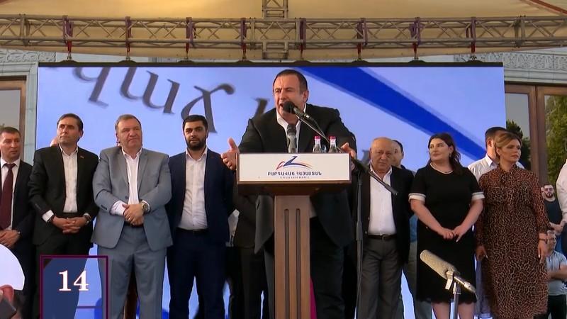 Ինչո՞ւ ընտրել Բարգավաճ Հայաստան կուսակցությանը․ (տեսանյութ)