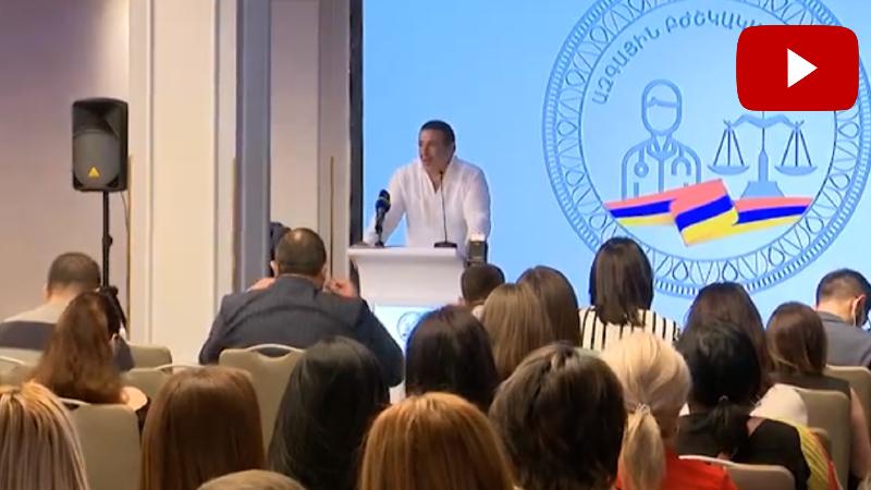Գագիկ Ծառուկյանը Ազգային բժշկական պալատի բուժաշխատողների հետ քննարկել է առողջապահության ոլորտի կարևոր հիմնախնդիրները