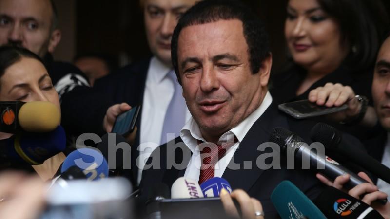 ԲՀԿ առաջնորդ Գագիկ Ծառուկյանին կալանավորելու վերաբերյալ դատարանի որոշումը կհրապարակվի կիրակի օրը