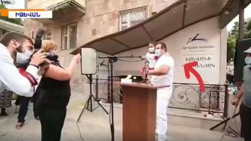 Սուտ տեղեկություն է, թե Տավուշի մարզում Գագիկ Ծառուկյանը հրաժարվել է դիմակ կրել. Աշոտ Անդրեասյան (տեսանյութ)