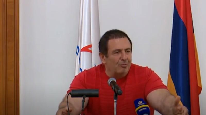 Գագիկ Ծառուկյանը ներկայացրել է ԲՀԿ ծրագրի այն դրույթները, որոնք վերաբերում են երկրի անվտանգությանը (տեսանյութ)