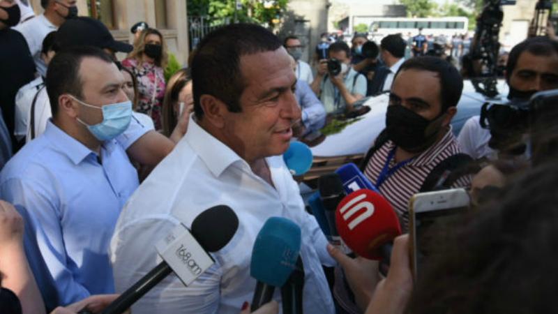 Գագիկ Ծառուկյանի գործով դատական նիստը հետաձգվեց