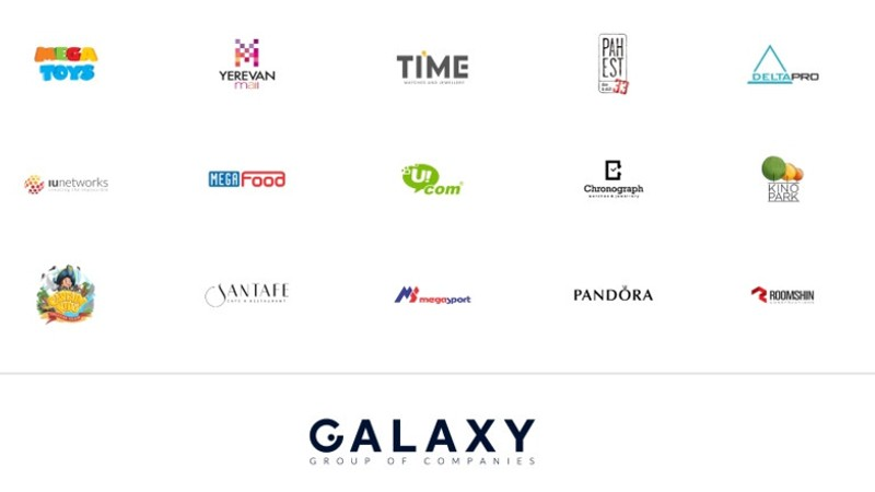 «Գալաքսի» ընկերությունների  խումբը 22 տարեկան է․ ընկերությունն իր շուրջն էր հավաքել բոլոր գործընկերներին (տեսանյութ)