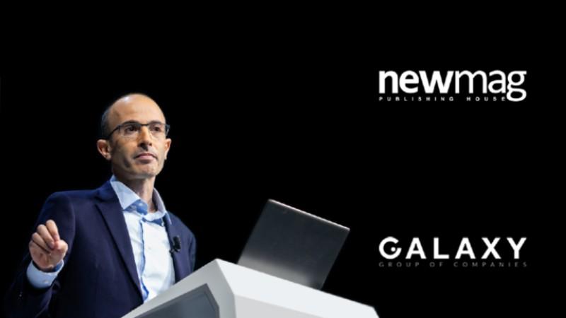 Յուվալ Նոյ Հարարիի «Sapiens. մարդկության համառոտ պատմություն» գիրքը թարգմանվել է հայերեն. Newmag-ի և «Գալաքսի» ընկերությունների խմբի նոր նախագիծը