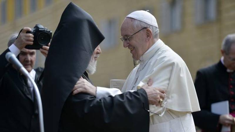 Գարեգին Բ կաթողիկոսը մեկնեց Իտալիա. նախատեսվում է հանդիպում Հռոմի Պապի հետ