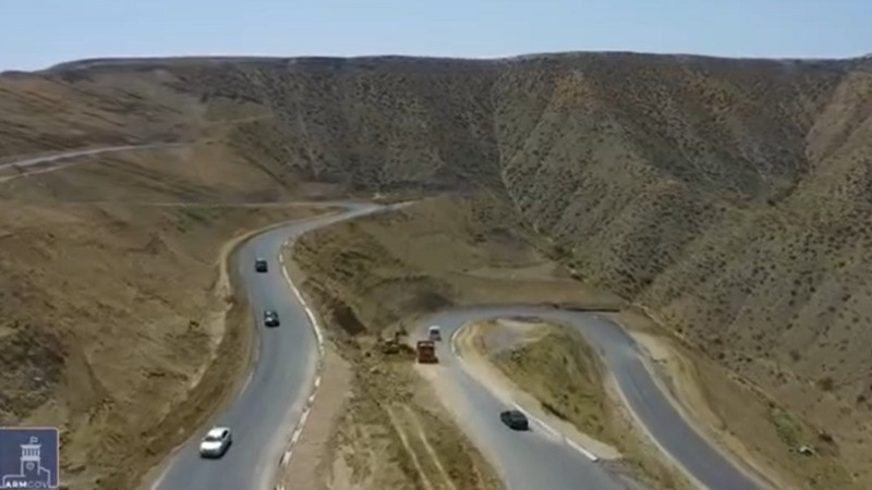 Գառնի-Լանջազատ ավտոճանապարհը հիմնանորոգվում է