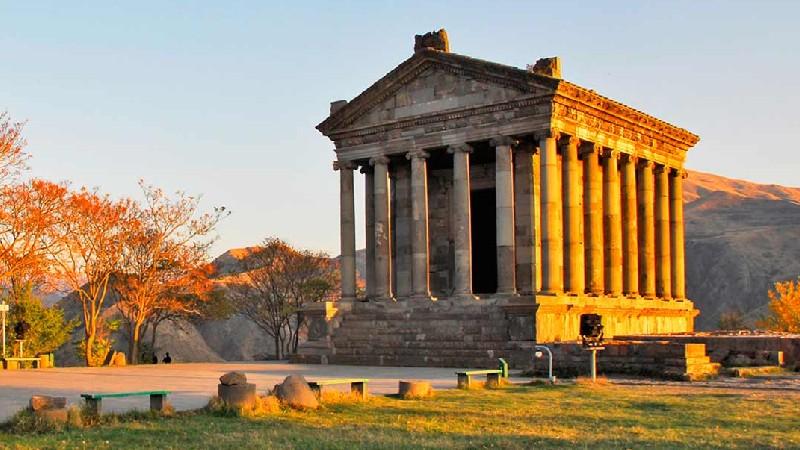 Գառնիի հեթանոսական տաճարի մոտ Ուկրաինայի քաղաքացի է հանկարծամահ եղել