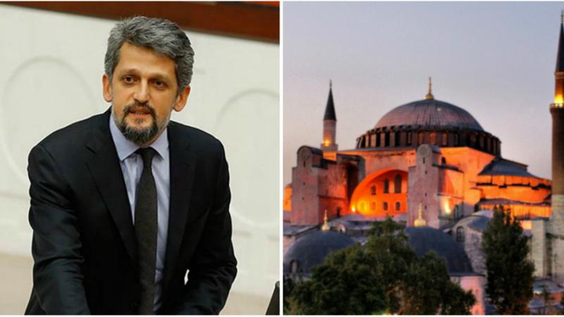 Տխուր օր քրիստոնյաների և բոլոր նրանց համար, ովքեր հավատում են պլյուրալիստական Թուրքիային․ Գարո Փայլանը՝ Սուրբ Սոֆիայի տաճարը մզկիթի վերածելու մասին