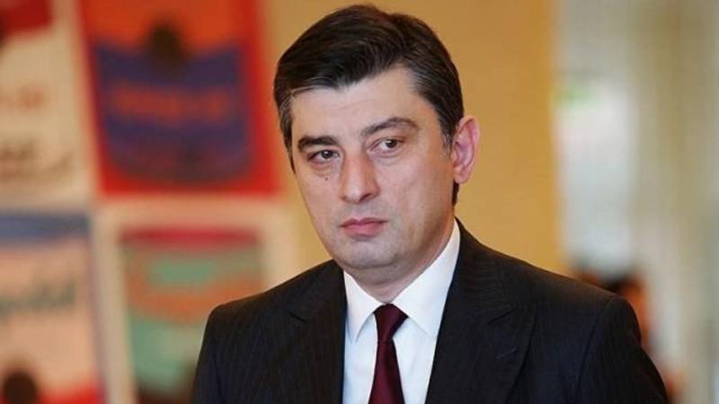 Վրաստանի վարչապետն առաջիններից մեկն է քվեարկել ընտրությունների երկրորդ փուլում